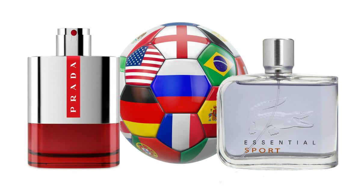 Fragrantica's World Cup Battle Of The Sport Scents: Lacoste Vs Prada