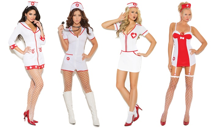 Sexy Nurse Halloween Costumes