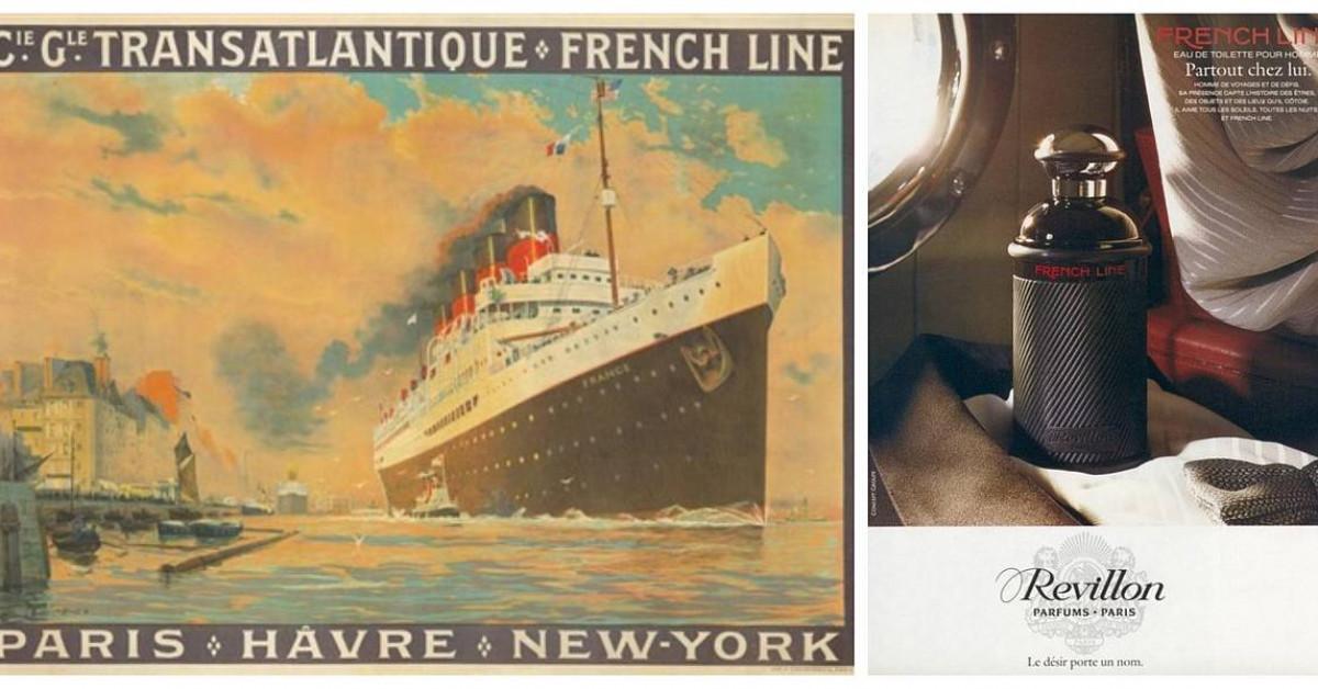French Line Revillon: A Captain's Cologne
