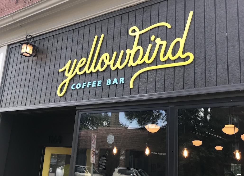 Yellowbird Coffee Bar Spotted In Saint Paul's Lex-Ham Neighborhood
