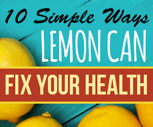 Ways Lemons Can Fix Your Health