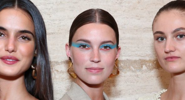 The truth about the colorblock eyeshadow trend
