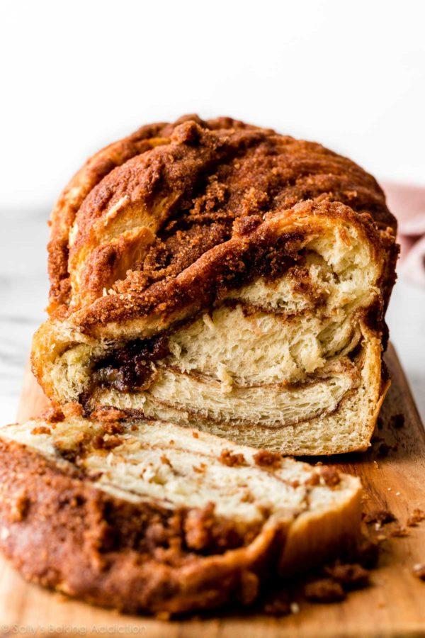 Cinnamon Crunch Bread