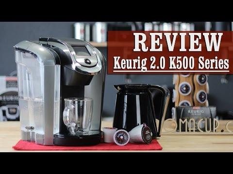 Keurig 2.0 Review – K500 Series Coffee Maker With Carafe